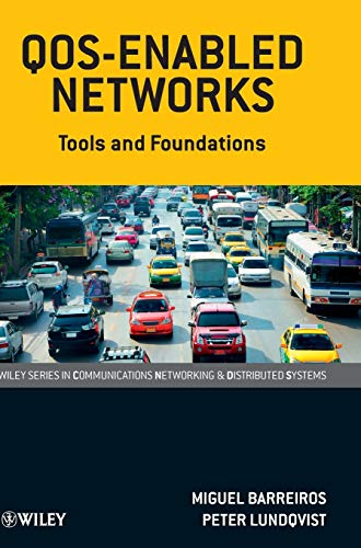 9780470686973: QOS-Enabled Networks (Wiley Series on Communications Networking and Distributed Systems)