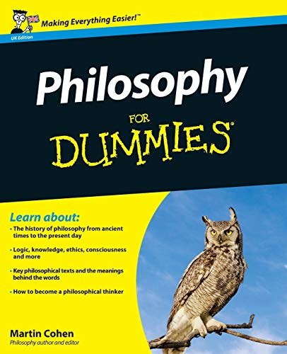 9780470688205: Philosophy For Dummies (UK Edition)