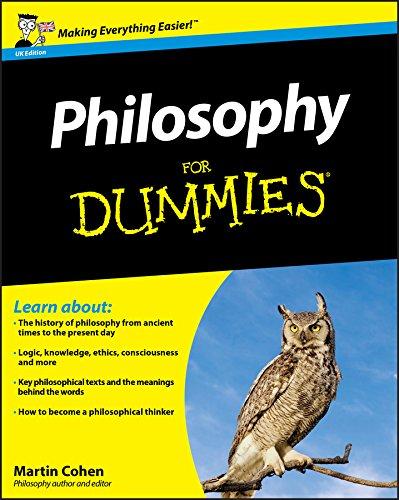 9780470688205: Philosophy For Dummies
