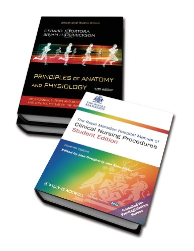 9780470688236: Principles of Anatomy & Physiology, 12th Ed and The Royal Marsden Hospital Manual of Clinical Nursing Procedures, Student Edition, 7th Ed, Bundle