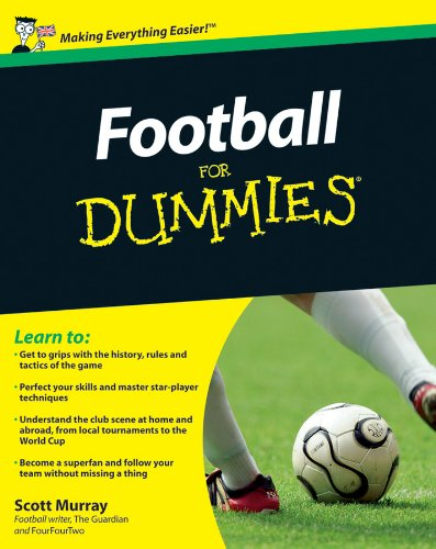 9780470688373: Football for Dummies: Uk Edition
