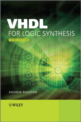 VHDL for Logic Synthesis (Hardback): Andrew Rushton