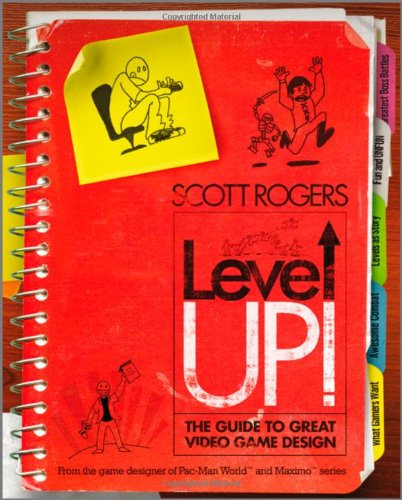 9780470688670: Level Up!: The Guide to Great Video Game Design