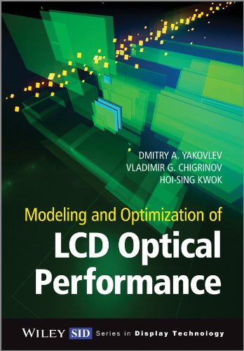 9780470689141: Modeling and Optimization of LCD Optical Performance (Wiley Series in Display Technology)