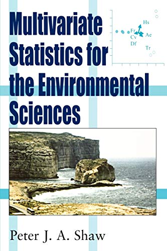 9780470689233: Introductory Multivariate Statistics for the Environmental Science