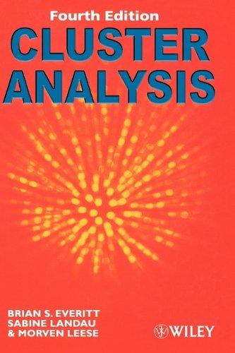 9780470689356: Cluster Analysis 4e