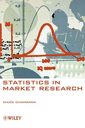 9780470689370: Statistics in Market Research
