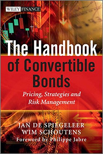 9780470689684: The Handbook of Convertible Bonds: Pricing, Strategies and Risk Management (Wiley Finance Series)