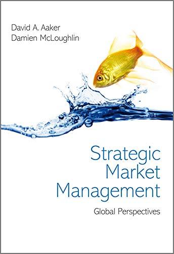 9780470689752: Strategic Market Management: Global Perspectives