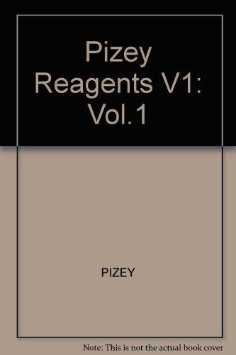 9780470691045: Pizey Reagents V1: Vol.1