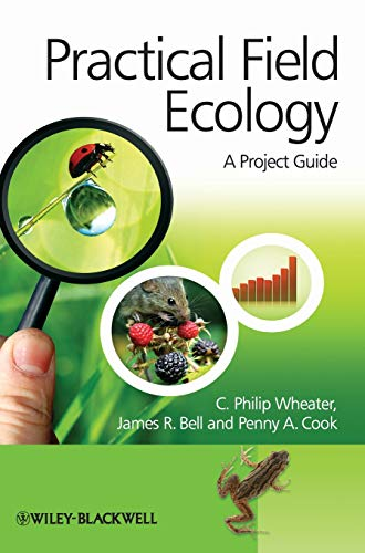 9780470694282: Practical Field Ecology: A Project Guide