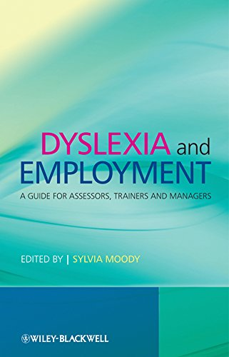 Dyslexia and Employment: Sylvia Moody