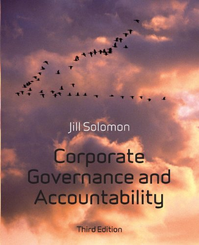 9780470695098: Corporate Governance and Accountability
