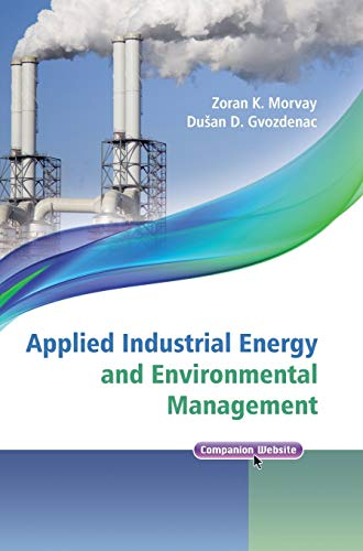 9780470697429: Applied Industrial Energy and Environmental Management