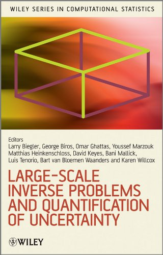 9780470697436: Large-Scale Inverse Problems and Quantification of Uncertainty