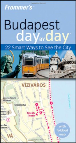 9780470697580: Frommer's Budapest Day by Day (Frommer's Day by Day - Pocket)