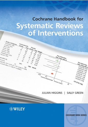 9780470699515: Cochrane Handbook for Systematic Reviews of Interventions