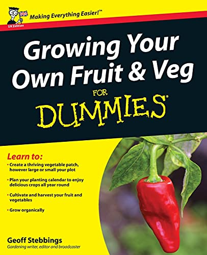 9780470699607: Growing Your Own Fruit and Veg For Dummies
