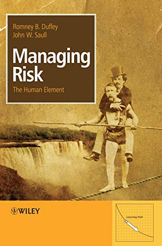 9780470699768: Managing Risk: The Human Element