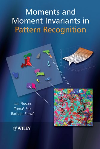 9780470699874: Moments and Moment Invariants in Pattern Recognition