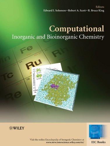 9780470699973: Computational Inorganic and Bioinorganic Chemistry