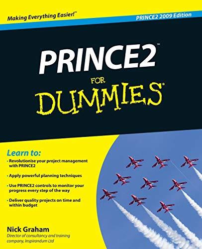 9780470710258: PRINCE2 For Dummies