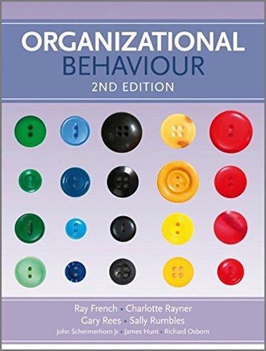 9780470710333: Organizational Behaviour