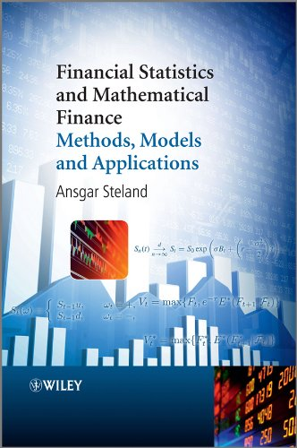 9780470710586: Financial Statistics and Mathematical Finance: Methods, Models and Applications