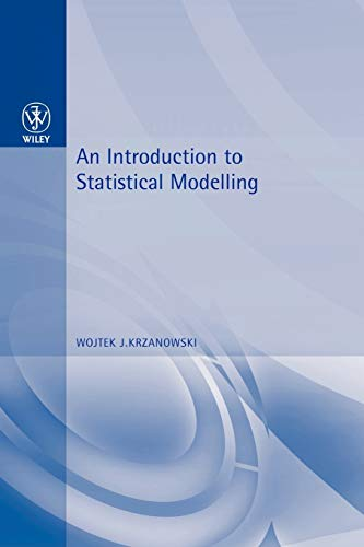 9780470711019: An Introduction to Statistical Modelling