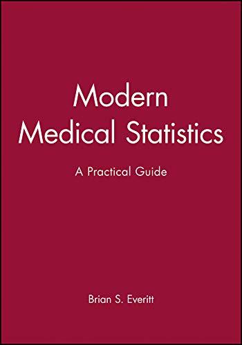 9780470711163: Modern Medical Statistics: A Practical Guide