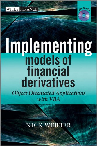 9780470712207: Implementing Models of Financial Derivatives: Object Oriented Applications With VBA