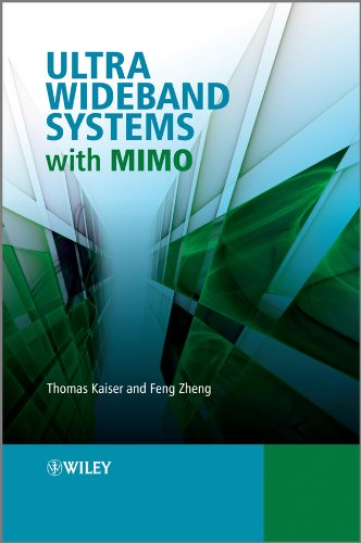 9780470712245: Ultra Wideband Systems with MIMO