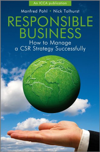 9780470712429: Responsible Business: How to Manage a CSR Strategy Successfully