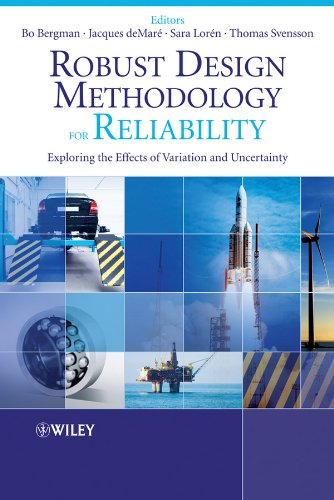 9780470713945: Robust Design Methodology for Reliability: Exploring the Effects of Variation and Uncertainty