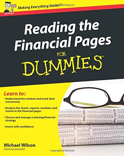 9780470714324: Reading the Financial Pages For Dummies