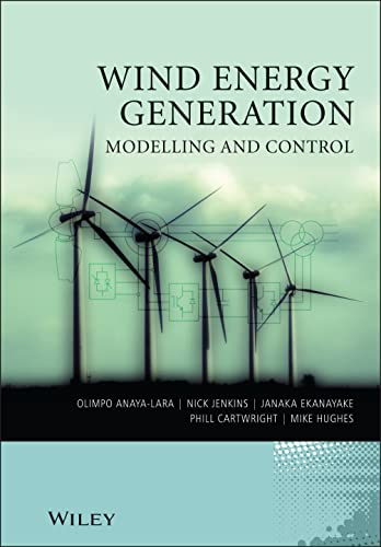 9780470714331: Wind Energy Generation: Modelling and Control