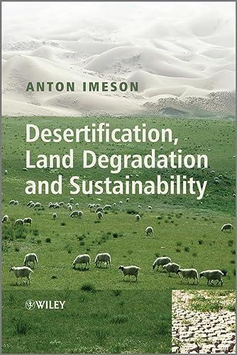 Desertification, Land Degradation and Sustainability Format: Paperback: Anton Imeson (University