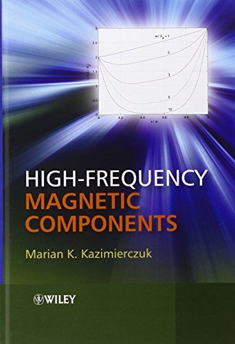 9780470714539: High-Frequency Magnetic Components