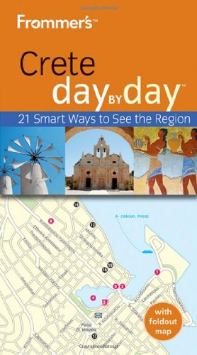 9780470717080: Frommer's Crete Day by Day [With Map] (Frommer's Day by Day - Pocket)