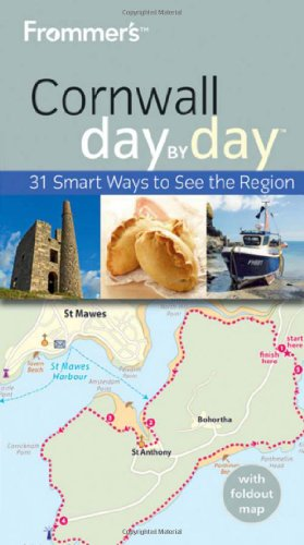 Frommer's Cornwall Day By Day (Frommer's Day by Day - Pocket): Viccars, Sue