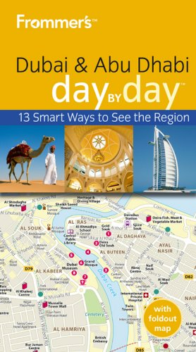 9780470721124: Frommer's Dubai and Abu Dhabi Day by Day (Frommer's Day by Day - Pocket)