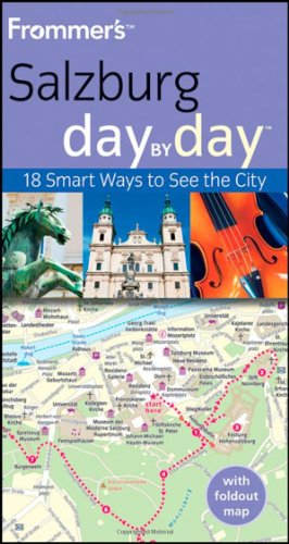 9780470721193: Frommer's Salzburg Day By Day (Frommer's Day by Day - Pocket)