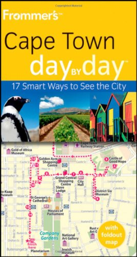 9780470721216: Frommer's Cape Town Day by Day (Frommer's Day by Day - Pocket)
