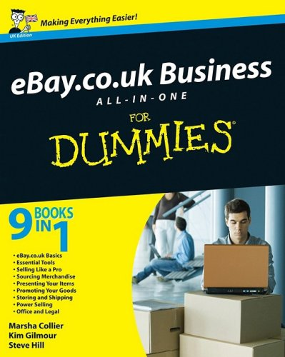 9780470721254: eBay.co.uk Business All-in-One For Dummies (UK Edition)