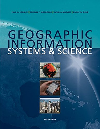 Geographic Information Systems Science