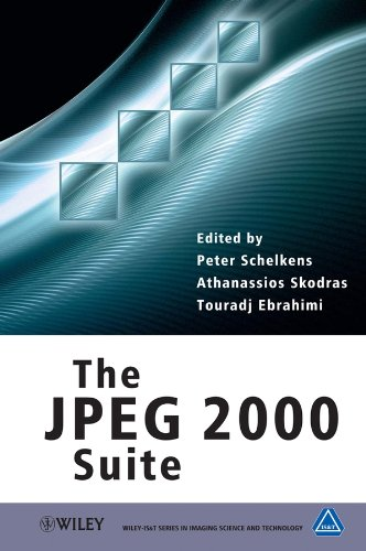 9780470721476: The JPEG 2000 Suite (The Wiley-IS&T Series in Imaging Science and Technology)