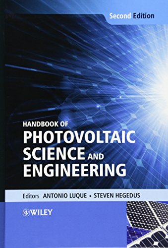 9780470721698: Handbook of Photovoltaic Science and Engineering