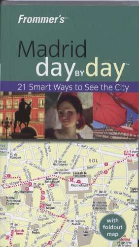 9780470721728: Frommer's Madrid Day by Day (Frommer's Day by Day - Pocket)