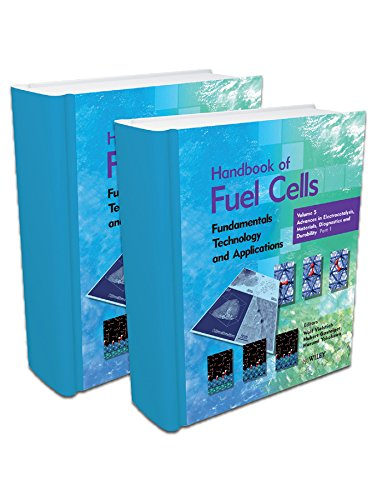 9780470723111: Handbook of Fuel Cells: Fundamentals Technology and Applications: Advances in Electrocatalysis, Materials, Diagnostics and Durability: 5-6