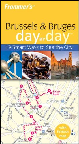 9780470723210: Frommer's Brussels and Bruges Day by Day (Frommer's Day by Day - Pocket)